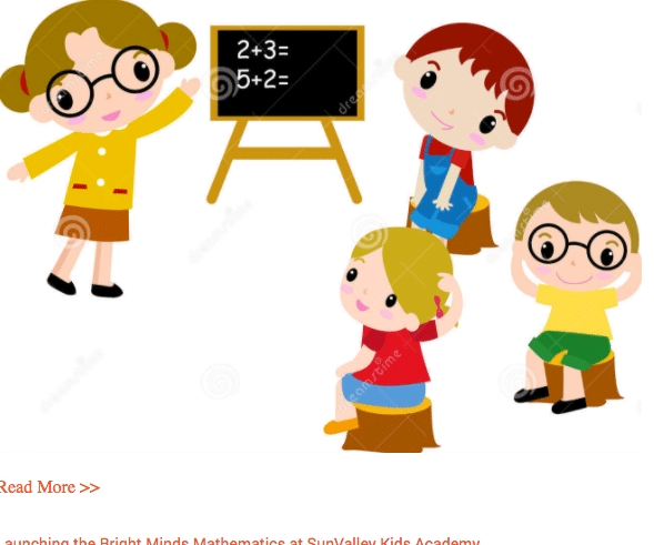 , Importance of math for toddlers