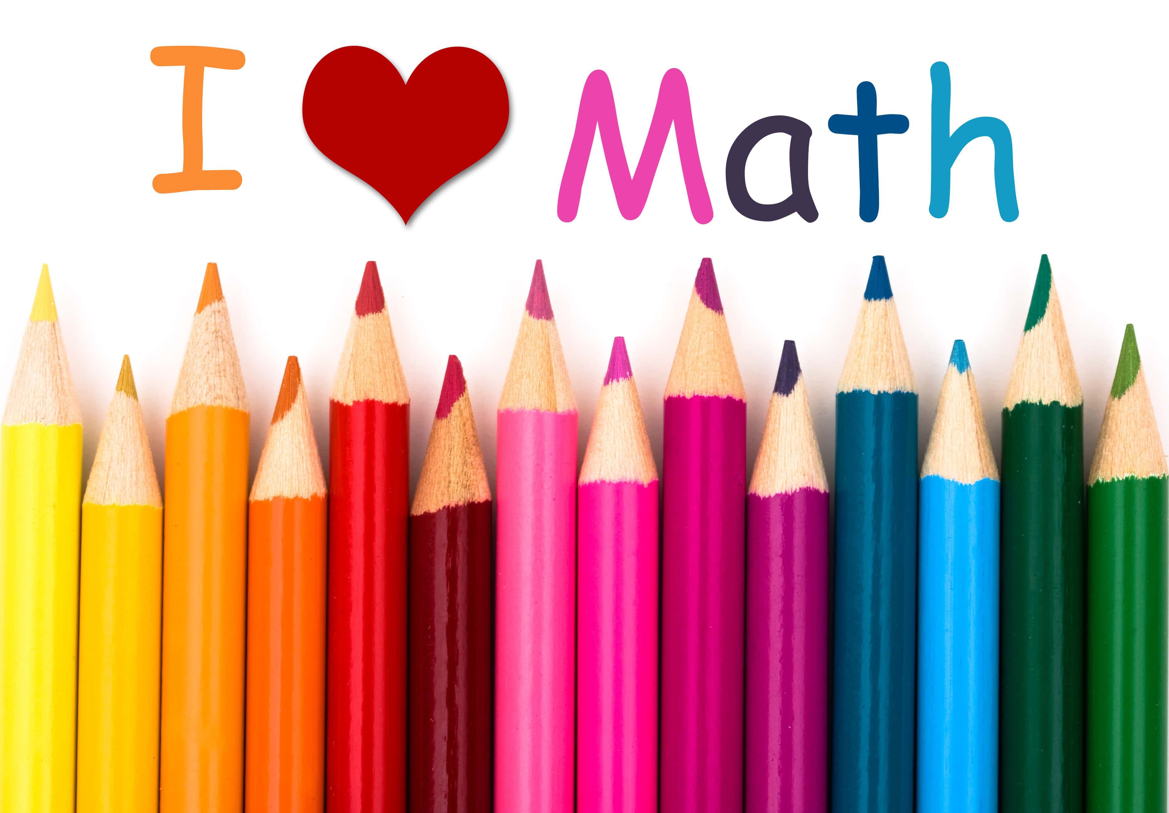 Importance of math for children - SunValley