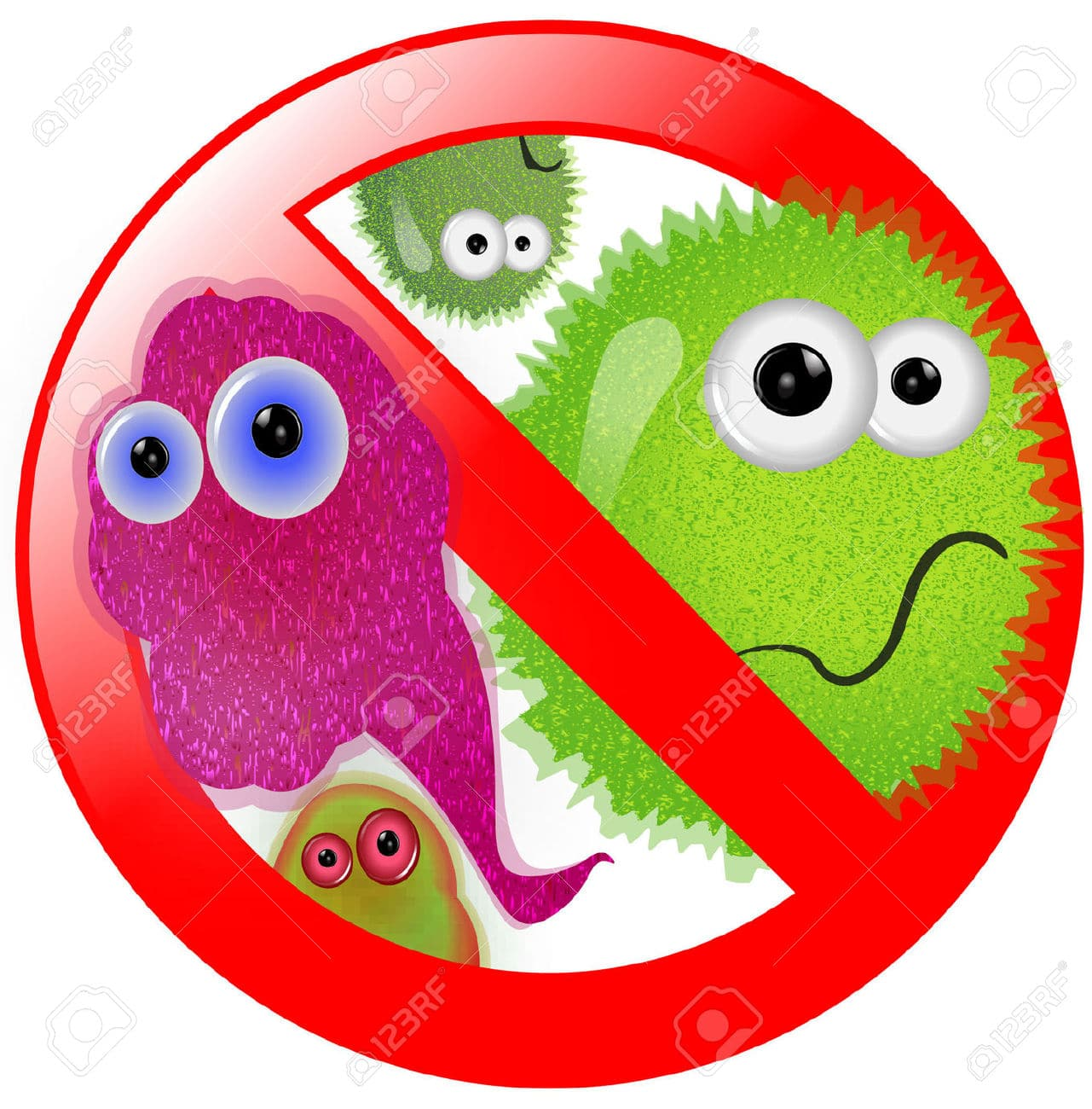 , Cold & Flu Season Prevention – How to help stop the spread of germs